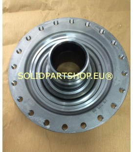 Output Shaft/Wheel Hub