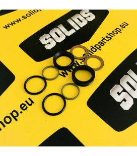 SEALING SET ROTARY TRANSMISSION